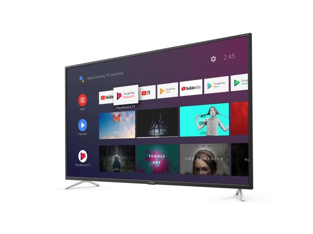 SHARP 40BL5EA ULTRA HD TV #2