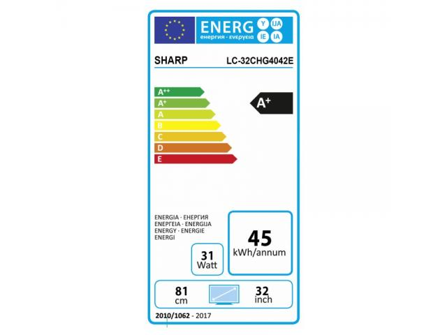 SHARP LC-32CHG4042  HD LED TV #5