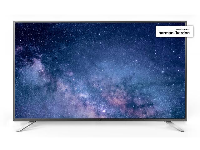 SHARP LC-55CUG8062 ULTRA HD TV