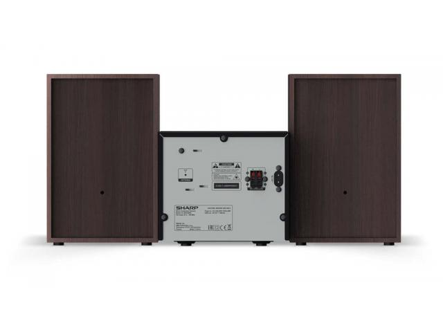 SHARP XL-B510 Micro-Soundsystem #5