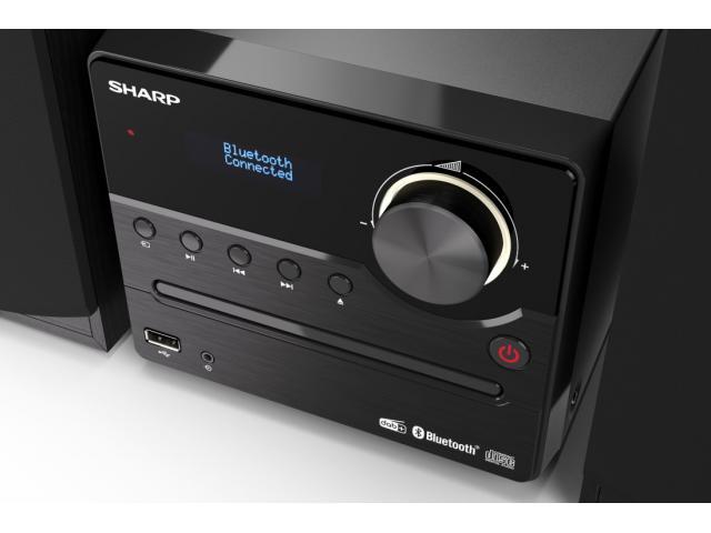 SHARP XL-B517D DAB Micro-Soundsystem #2