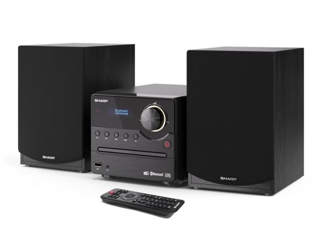 SHARP XL-B517D DAB Micro-Soundsystem
