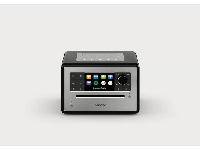 SONORO ELITE internetni radio z CD,BLUETOOTH,DAB,USB,WLAN