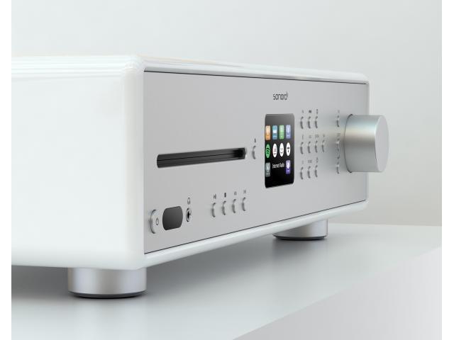 SONORO MAESTRO Pametni HiFi sprejemnik z internetnim radiem in CD predvajalnikom #4