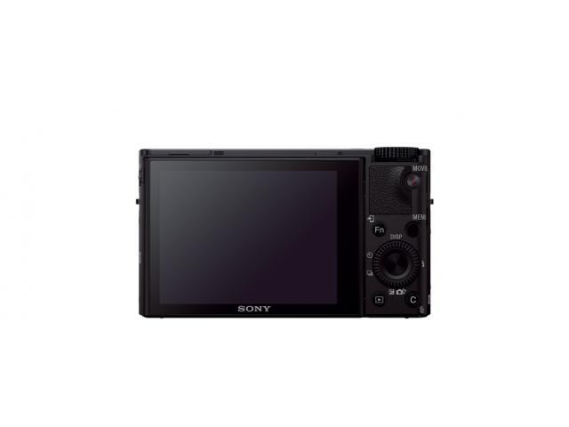 SONY DSC-RX100M3 fotoaparat #5