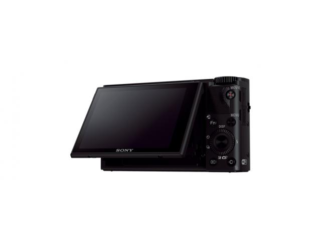 SONY DSC-RX100M3 fotoaparat #4