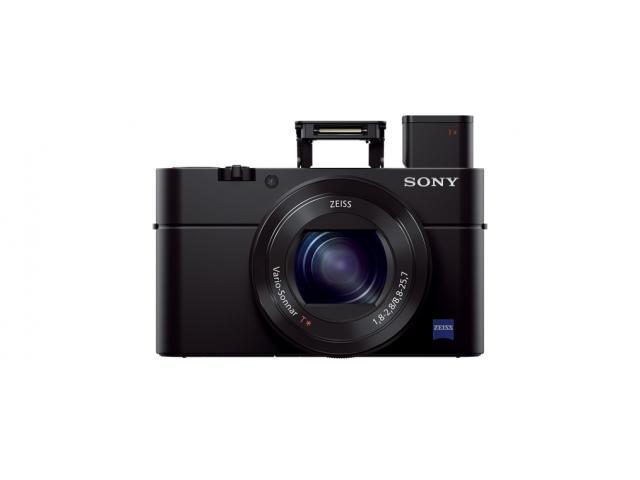 SONY DSC-RX100M3 fotoaparat #2