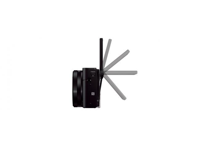 SONY DSC-RX100M3 fotoaparat #3