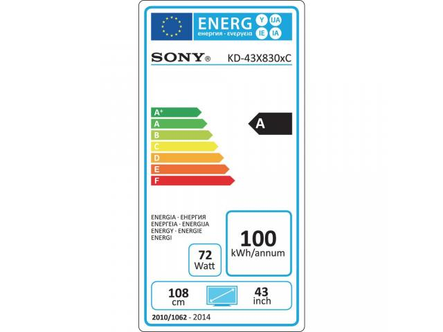 SONY KD43X8309C  4K LED TV #5