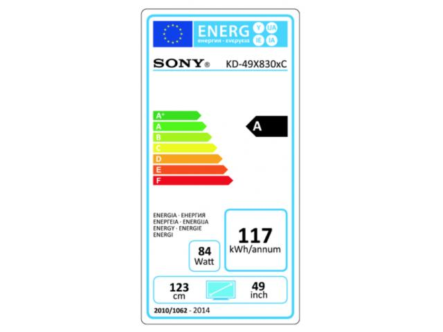 SONY KD49X8308C  4K LED TV #5
