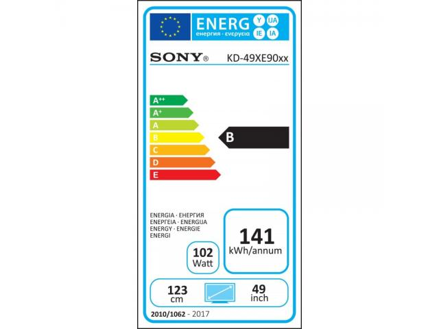 SONY KD49XE9005 4K ULTRA HD LED TV #5