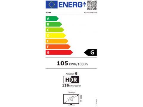 SONY KD49XH8588 4K ULTRA HD TV * #4