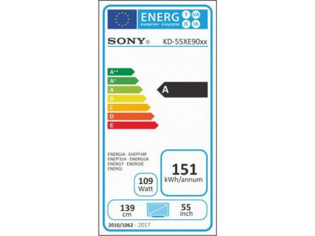 SONY KD55XE9005 4K ULTRA HD LED TV #5