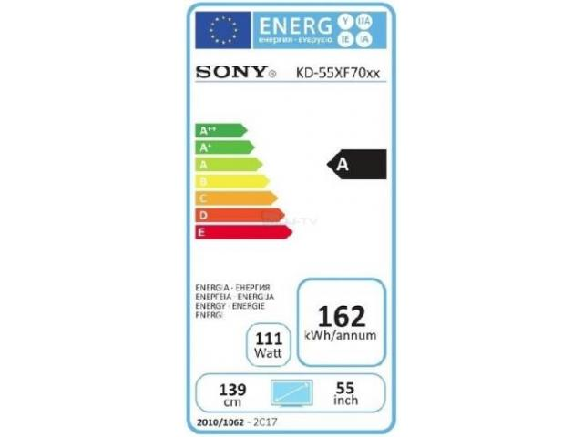 SONY KD55XF7096 4K ULTRA HD LED TV) #5