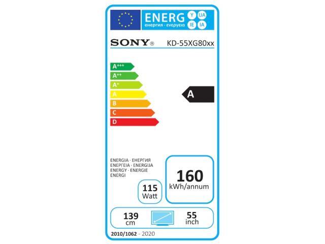 SONY KD55XG8096 4K ULTRA HD LED TV #5