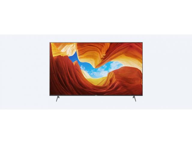 SONY KD55XH9005 4K ULTRA HD TV *