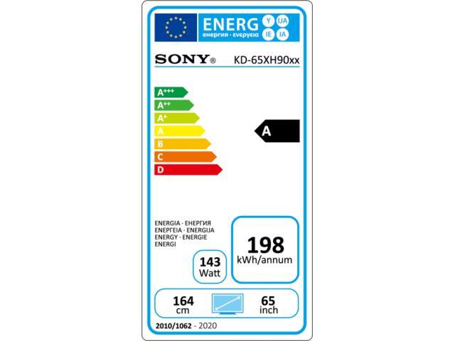 SONY KD65XH9005 4K ULTRA HD TV #5
