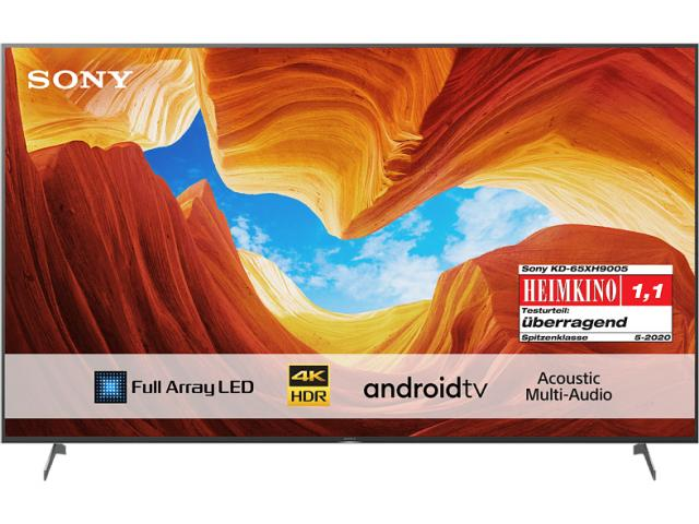SONY KE-55XH9005 4K ULTRA HD TV