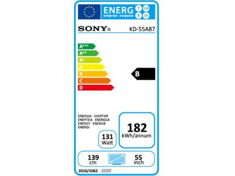 SONY KD-55A87 OLED TV #5