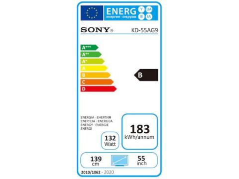 SONY KD-55AG9 OLED TV #5