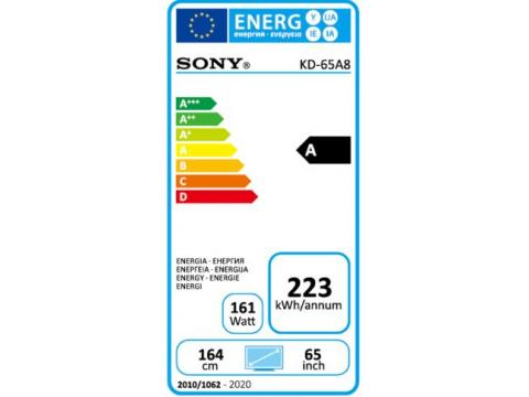 SONY KD-65A8 OLED TV #5