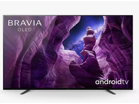 SONY KE-55A8 OLED TV
