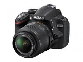 NIKON fotoaparat D3200 kit 18-55mm