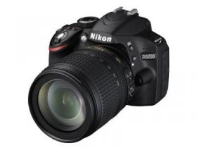 NIKON fotoaparat D3200 kit 18-105mm