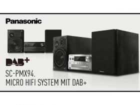 Panasonic sc-pmx94