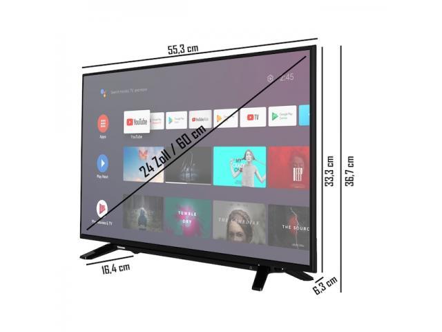 TOSHIBA 24WA2063DA SMART TV #2