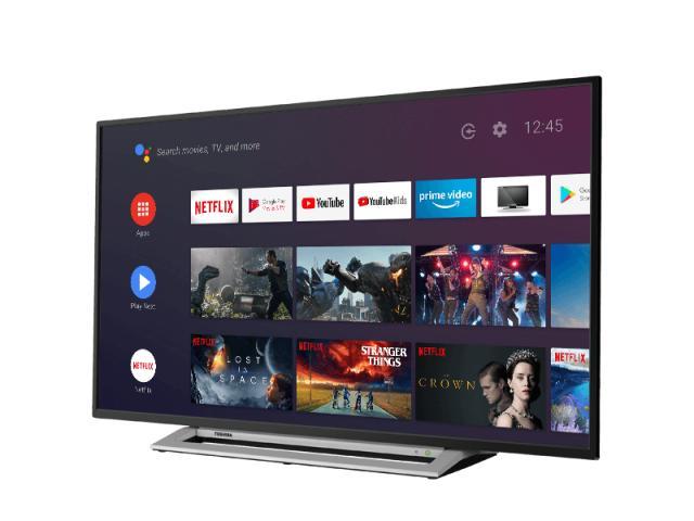 TOSHIBA 65UA3A63DA LED TV #3