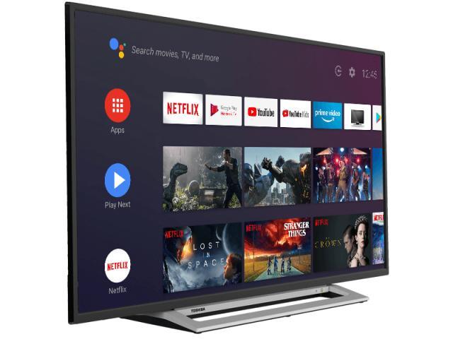 TOSHIBA 65UA3A63DA LED TV #2